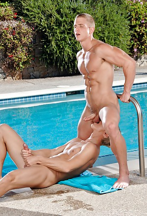 Gay Pool Pictures